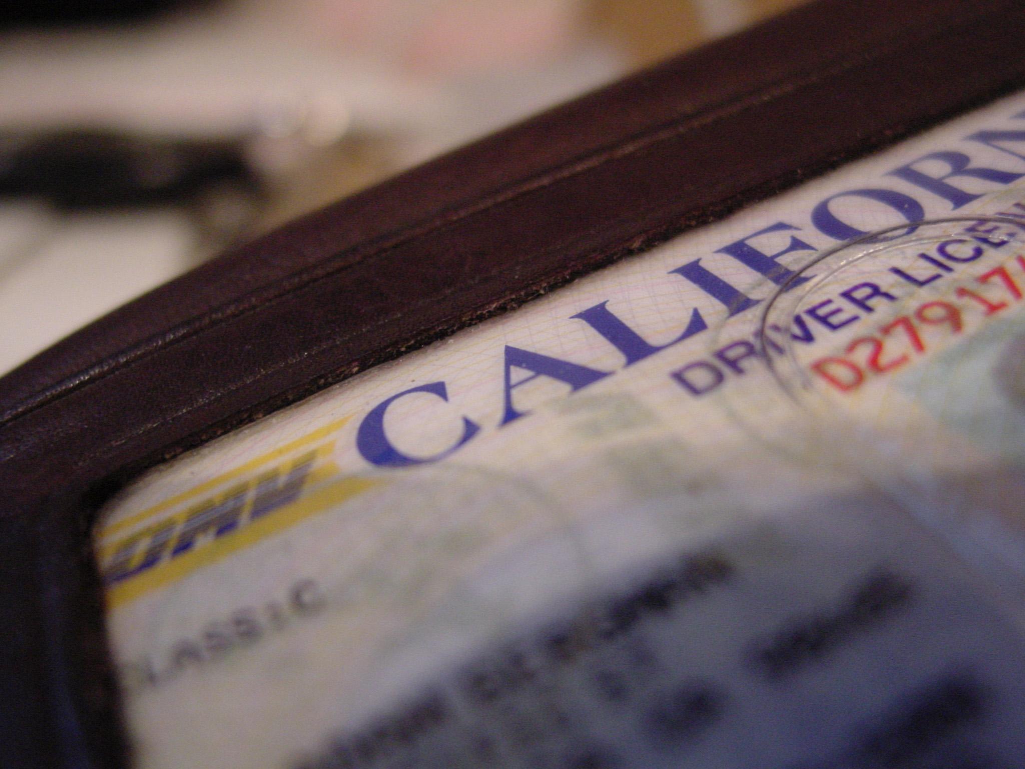 california-license