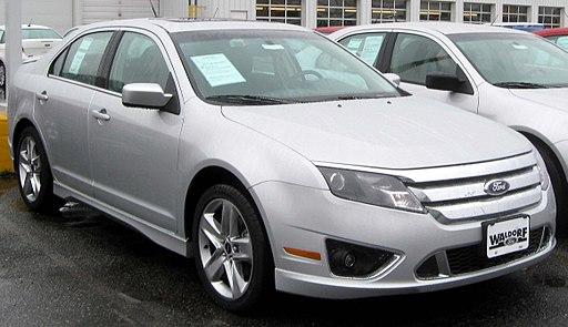 Another Top Rated Car For Teens Is The 2010 Ford Fusion. In Addition To  Boasting Affordable Prices, The Ford Fusion Performed So Well In Car Safety  Tests ...