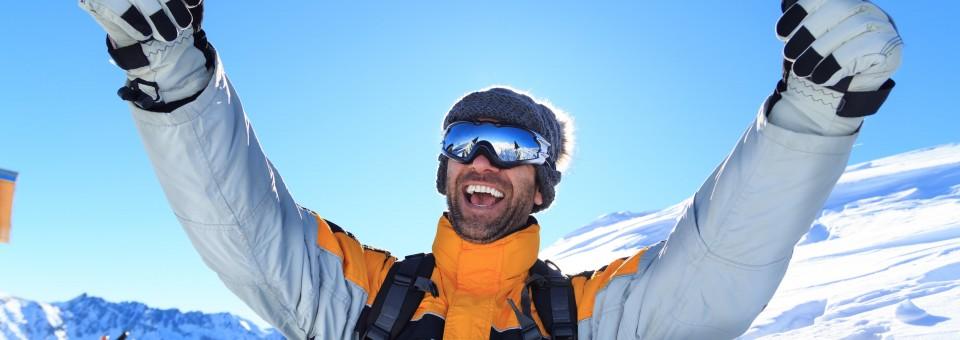 Happy-Skier