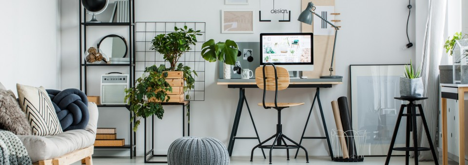 Home Office Design for Entrepreneurs | Infinity Insurance