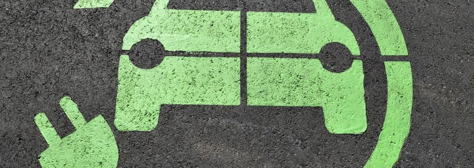 Electric Car Parking Spot
