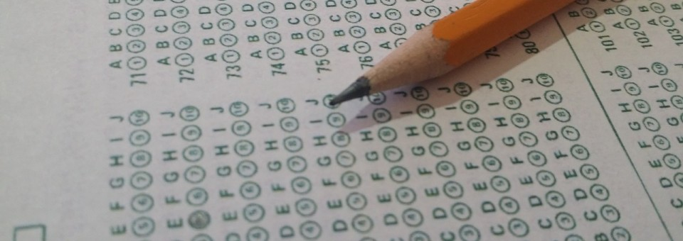 Scantron for Test